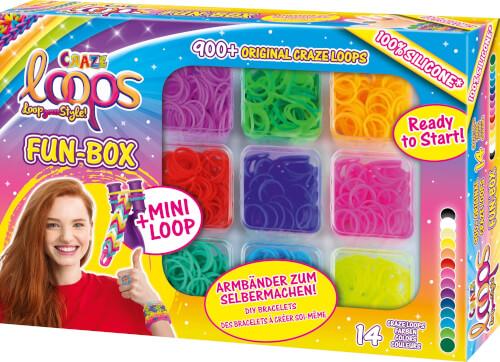 Craze LOOPS - Fun Box