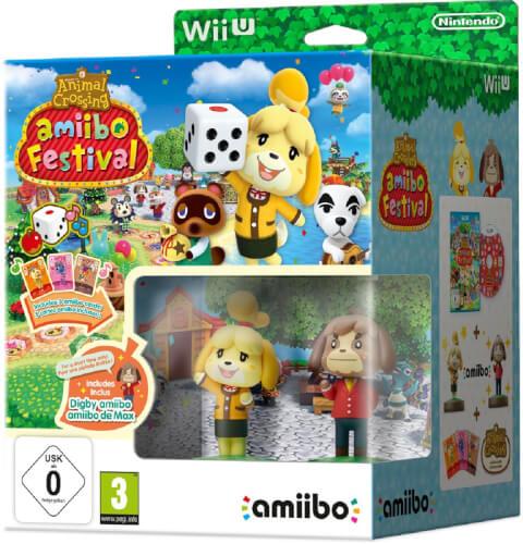 WiiU Animal Crossing: amiibo Festival
