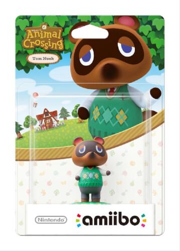 Nintendo  amiibo Animal Crossing Tom Nook o.A.