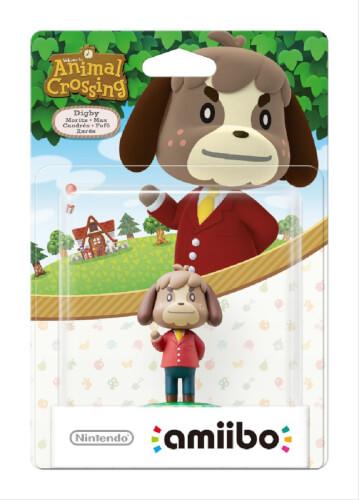 Nintendo  amiibo Animal Crossing Moritz o.A.