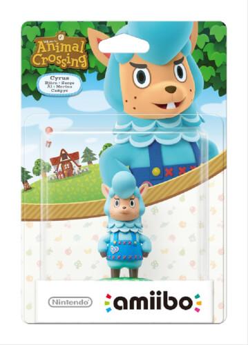 Nintendo  amiibo Animal Crossing Björn o.A.