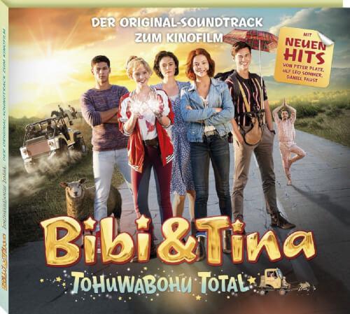 Bibi und Tina: Tohuwabohu total Soundtrack (CD)
