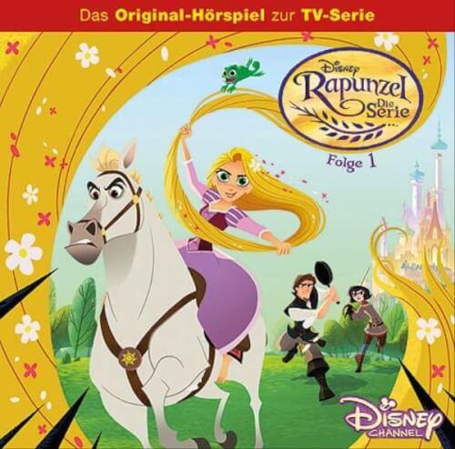 Rapunzel - Folge 1: Zum Haare Raufen / Rapunzels Feind (CD)