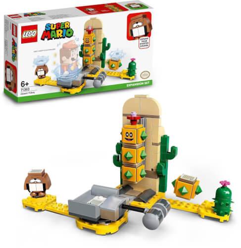 LEGO® Super Mario 71363 Wüsten-Pokey Erweiterungsset