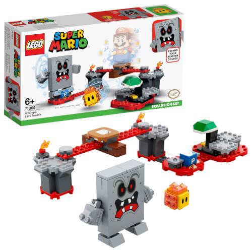 LEGO® Super Mario 71364 Wummps Lava-Ärger Erweiterungsset