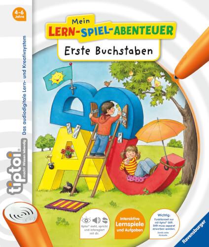 Ravensburger 41800 tiptoi® Erste Buchstaben