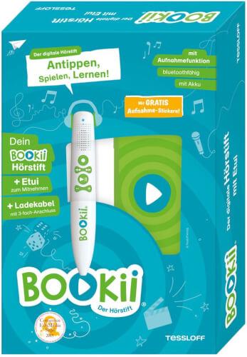 Tessloff BOOKii® Der Hörstift. Mit vielen vorinstallierten Titeln und für alle weiteren P