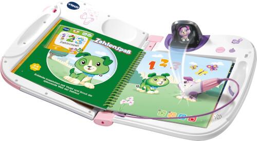 Vtech 80-603954 MagiBook 3D pink