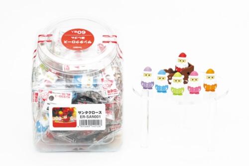 Iwako - Radiergummi Bottle Santa Claus
