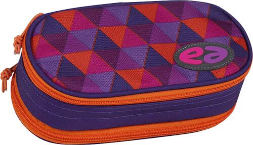Etui Box YZEA BOX mit Zirkelfach CONE lila