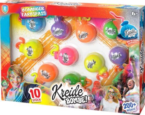 Kreide Bombe 10er-Set