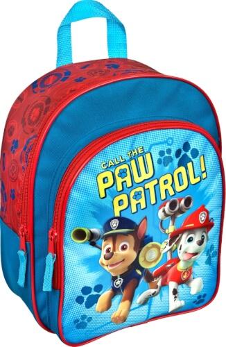 Paw Patrol Rucksack mit Vortasche