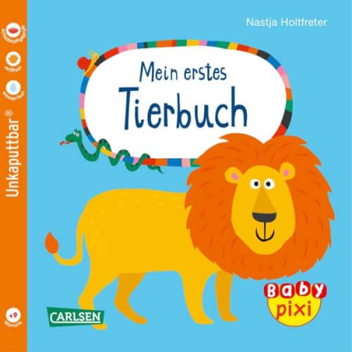 Baby Pixi 64 Mein erstes Tierbuch (1 Stück)