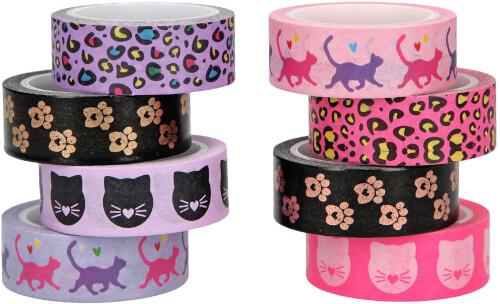 Depesche 8654 TOPModel Deko Tape CAT