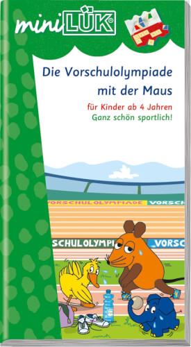 miniLÜK Vorschulolympiade 1 Maus