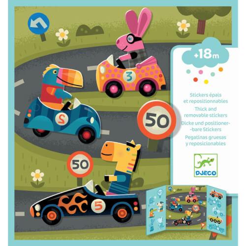 Sticker: Autos