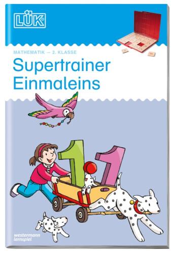 LÜK Supertrainer Einmaleins