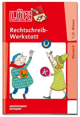 LÜK Rechtschreib Werkstatt 1./2. Klasse