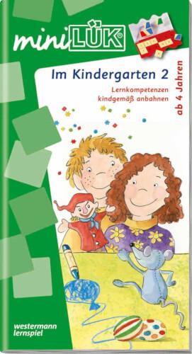 miniLÜK Im Kindergarten 2 Lernkompetenz