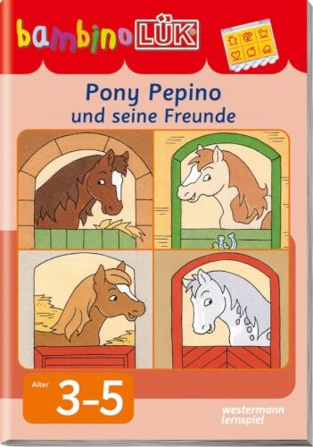 bambinoLÜK Pony Pepino und Freunde