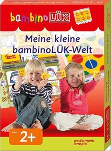 bambinoLÜK Set Meine kleine Welt