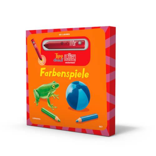 TippDraufLÜK - Stift+ FarbenspieleBilderbuch