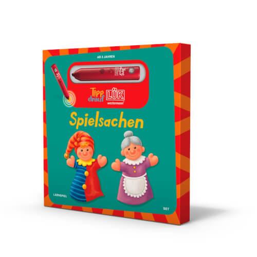 TippDraufLÜK - Stift+ SpielsachenBilderbuch