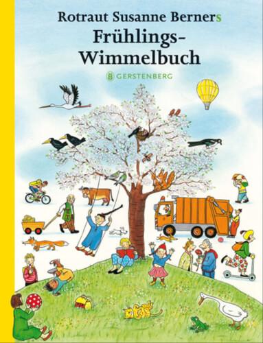 Wimmelbuch - Fruehling