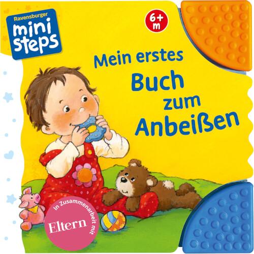 Ravensburger 31632 Mein erstes Buch zum Anbeißen