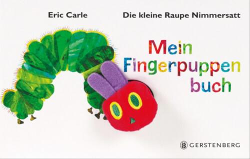 Raupe Nimmersatt  Fingerpuppenbuch