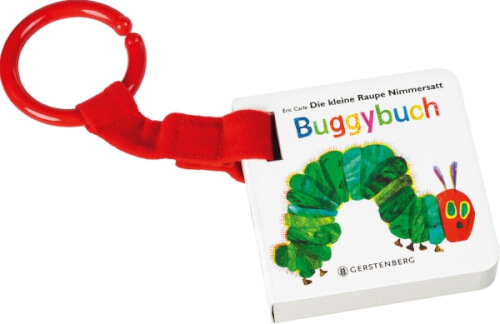 Raupe Nimmersatt, Buggybuch, ab 12 Monaten