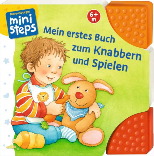 Ravensburger 31665 Mein erstes Buch zum Knabbern und Spielen