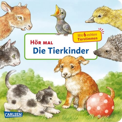 Hör mal - Tierkinder