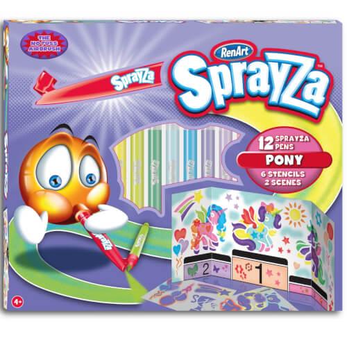 Bullyland Sprayza Super Pro Set 2 - Pony