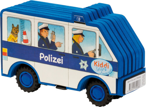 Arena Kiddilight Auto - Polizei