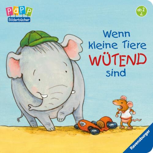 Ravensburger 029433 Wenn kleine Tiere wütend sind