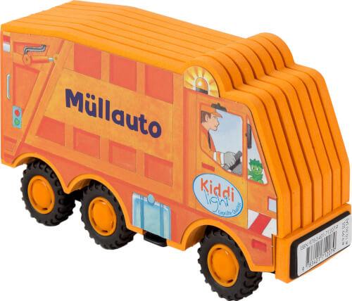 Wagner, Urs: Mein Kiddilight-Auto  Müllauto
