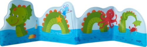 HABA - Badebuch Wasserdrache Fridolin 2, ab 3 Jahren