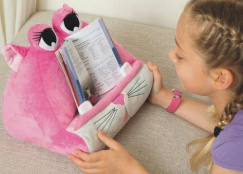 Bookmonster Katze