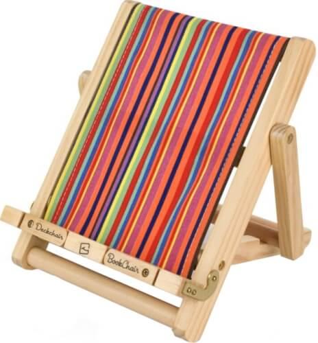 Bookchair Medium Streifen bunt