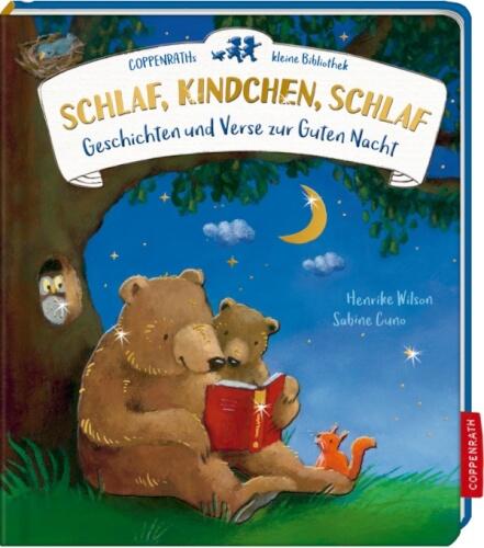 Coppenraths kleine Bibliothek: Schlaf, Kindchen, schlaf