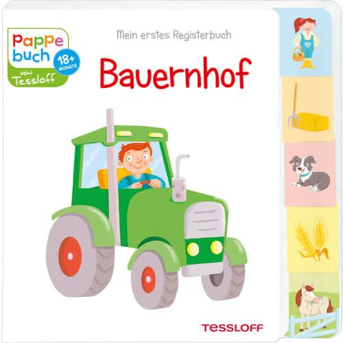 Tessloff Mein erstes Registerbuch. Bauernhof