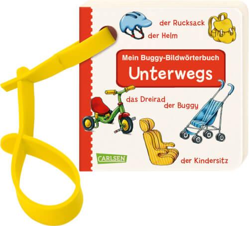 Mein Buggy-Bildwörterbuch: Unterwegs