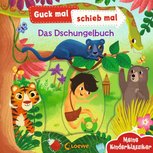 Loewe Guck mal, schieb mal! Meine Kinderklassiker - Das Dschungelbuch