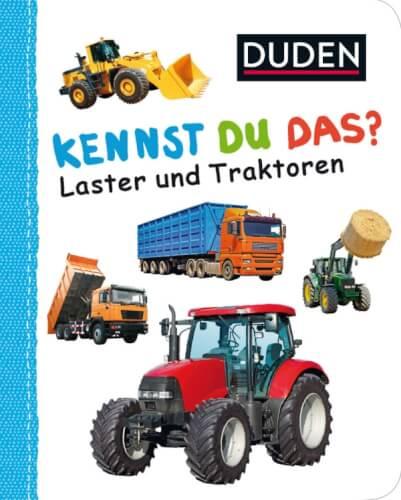 Kennst du Laster + Traktoren (NA)