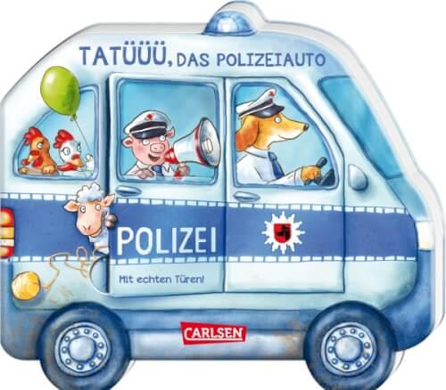 Mein kleiner Fahrzeugspaß: Tatüü Das Polizeiauto