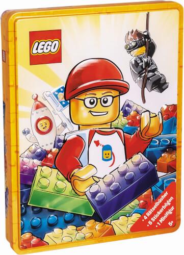 LEGO - Meine LEGO Rätselbox für Kinder ab 5 Jahren.
