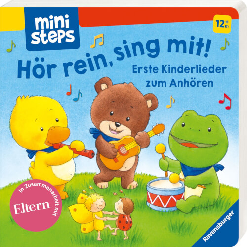 Ravensburger 31993 Hör rein, sing mit!