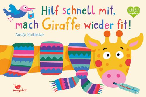 Holtfreter, Giraffe