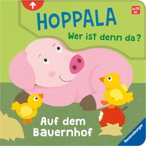 Ravensburger 43867 Hoppala, wer ist denn da? Bauernhof